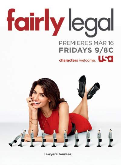 دانلود سریال Fairly Legal با دوبله فارسی