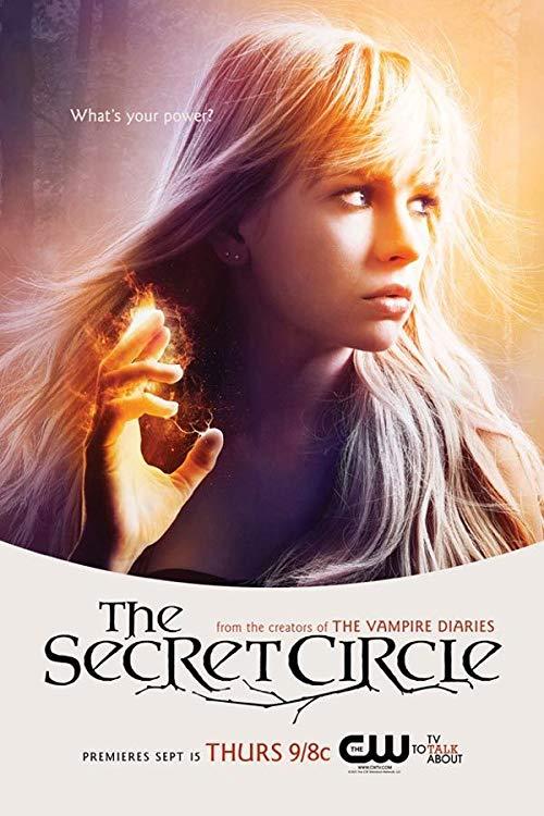 دانلود سریال The Secret Circle با دوبله فارسی
