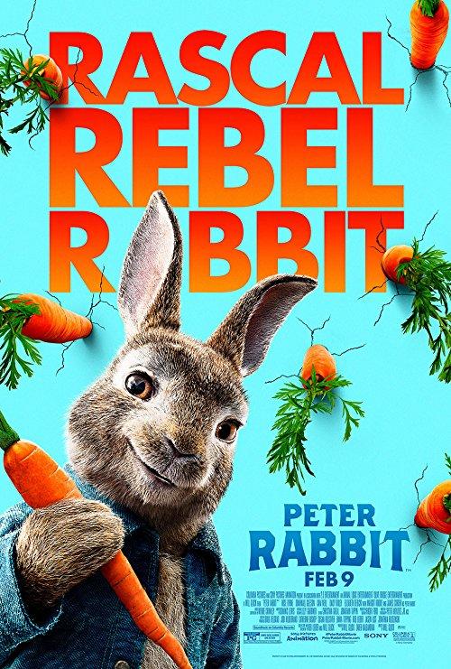 دانلود انیمیشن Peter Rabbit 2018 با دوبله فارسی