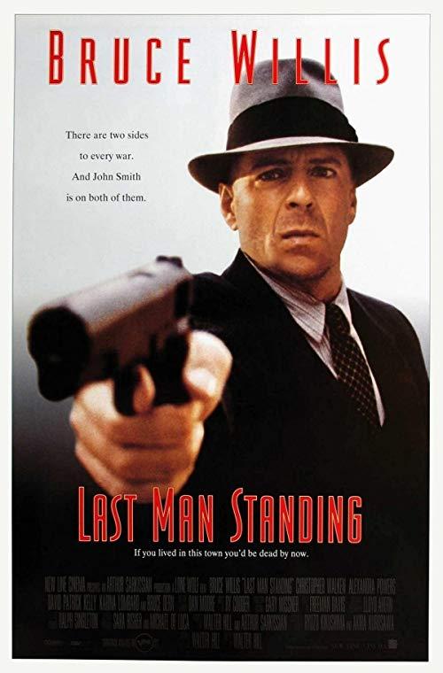 دانلود فیلم Last Man Standing 1996 با دوبله فارسی