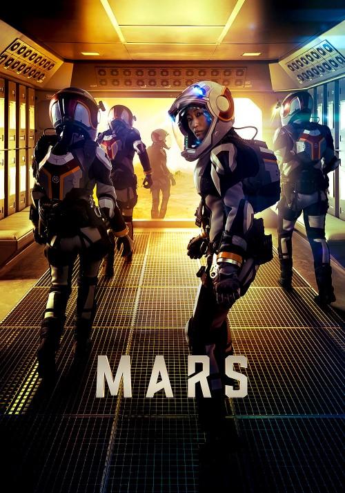 دانلود سریال Mars با دوبله فارسی