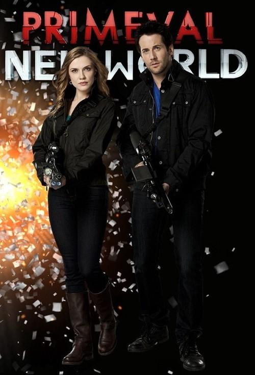 دانلود سریال Primeval: New World با دوبله فارسی