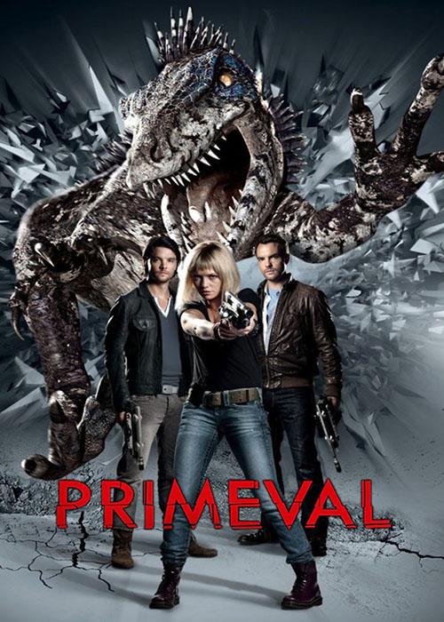 دانلود سریال Primeval با دوبله فارسی