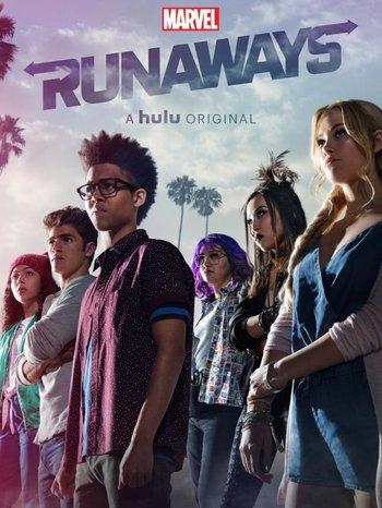 دانلود سریال Runaways