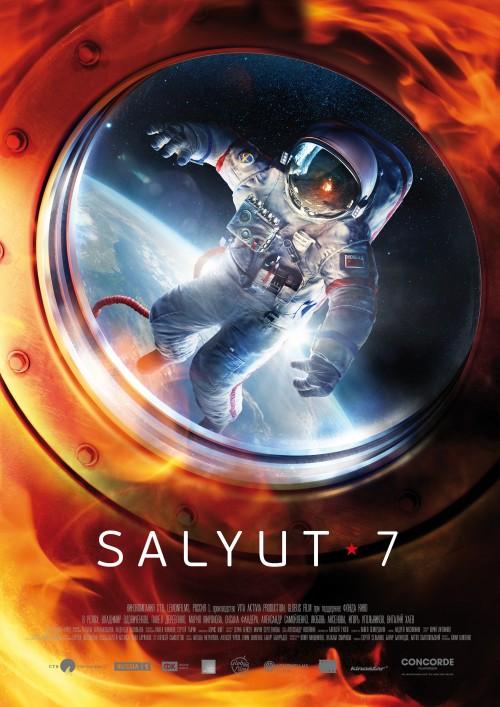 دانلود فیلم Salyut-7 2017 با دوبله فارسی
