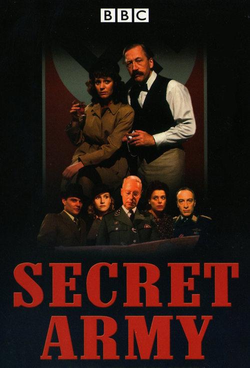 دانلود سریال Secret Army با دوبله فارسی