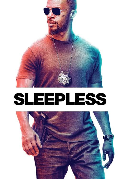 دانلود فیلم Sleepless 2017 با دوبله فارسی