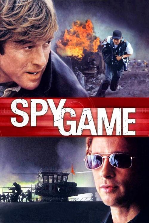 دانلود فیلم Spy Game 2001 با دوبله فارسی