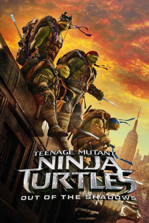 دانلود فیلم Teenage Mutant Ninja Turtles: Out of the Shadows 2016 با دوبله فارسی