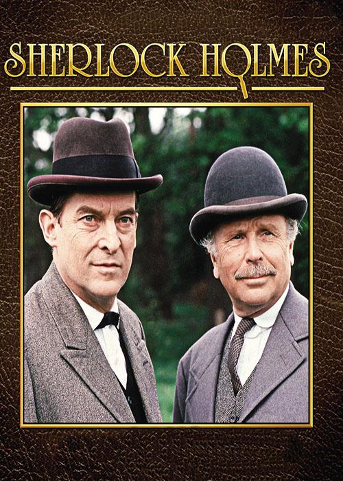 دانلود سریال The Adventures of Sherlock Holmes با دوبله فارسی