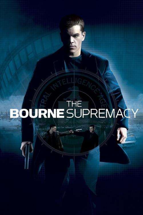 دانلود فیلم The Bourne Supremacy 2004 با دوبله فارسی