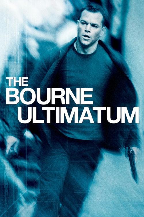 دانلود فیلم The Bourne Ultimatum 2007 با دوبله فارسی