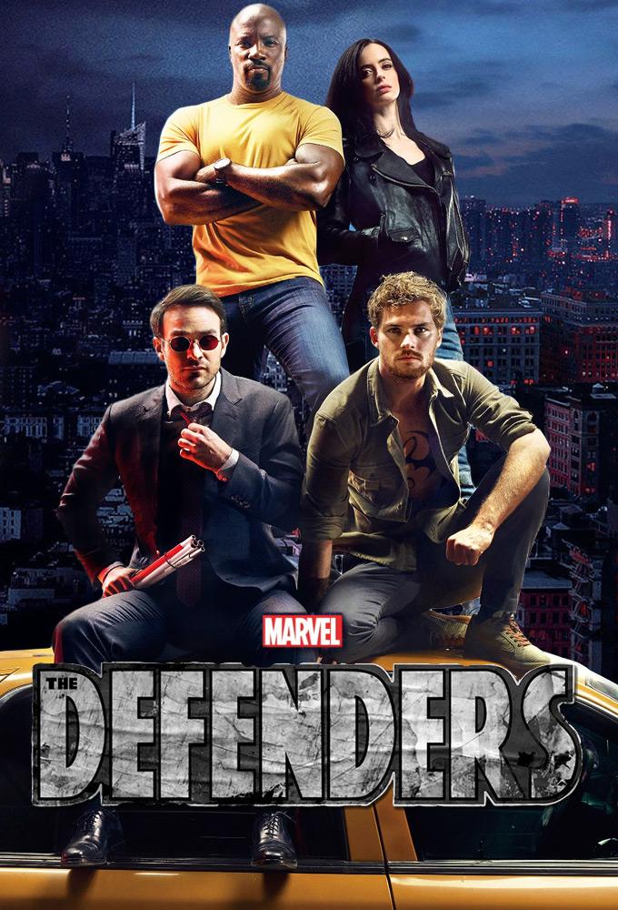 دانلود سریال The Defenders با دوبله فارسی