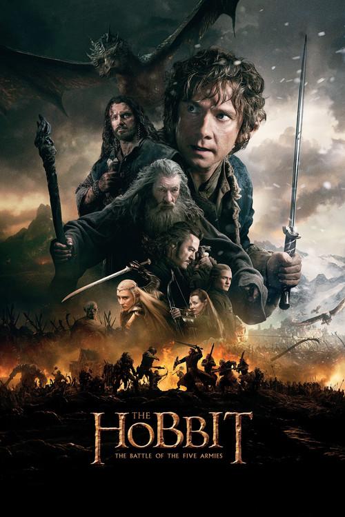 دانلود فیلم The Hobbit: The Battle of the Five Armies 2014 با دوبله فارسی