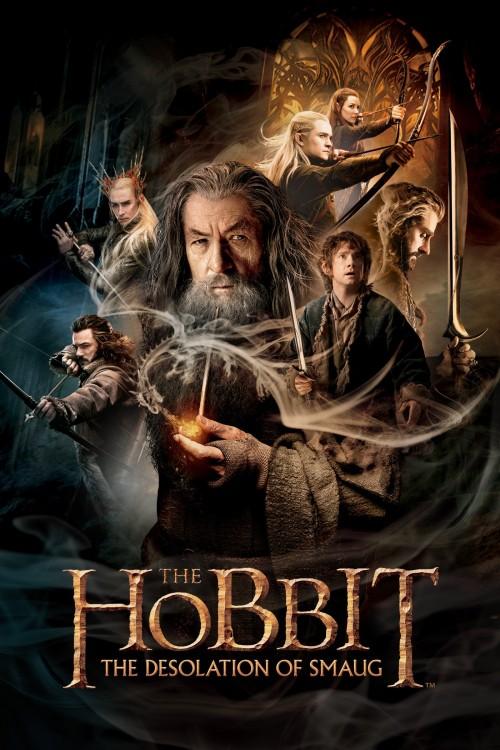 دانلود فیلم The Hobbit: The Desolation of Smaug 2013 با دوبله فارسی