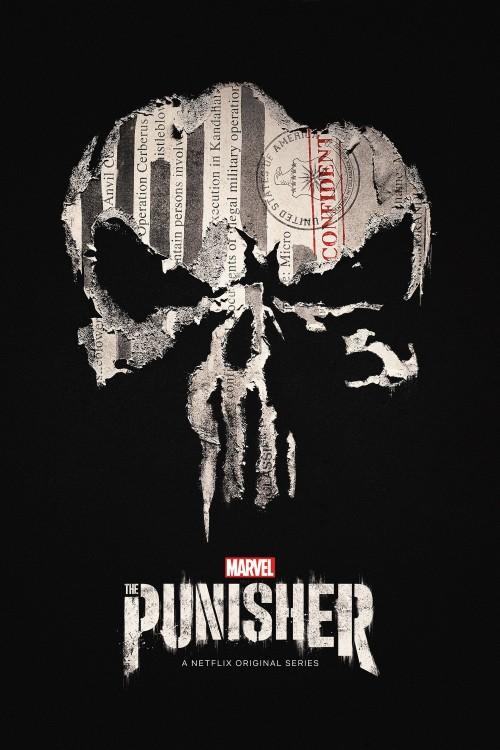 دانلود سریال The Punisher با دوبله فارسی