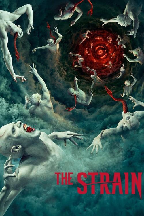دانلود سریال The Strain