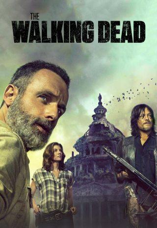 دانلود سریال The Walking Dead با دوبله فارسی