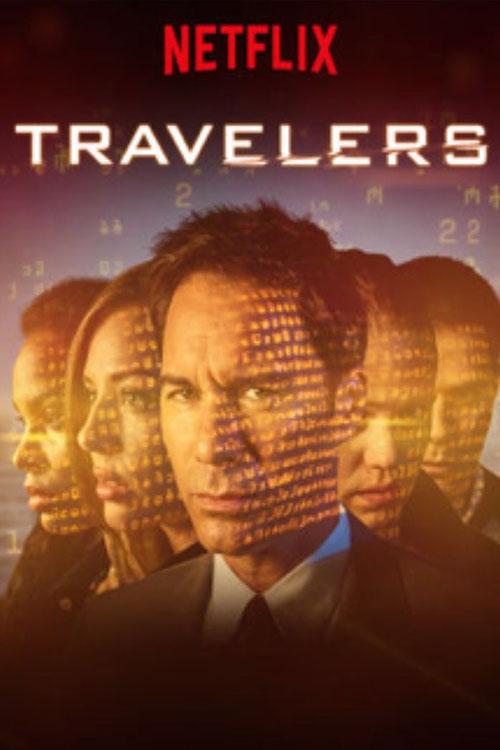 دانلود سریال Travelers با دوبله فارسی
