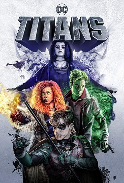 دانلود سریال Titans با دوبله فارسی