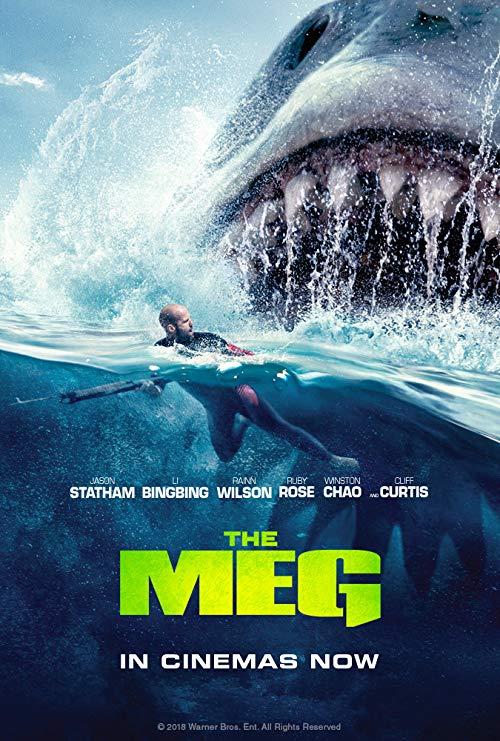 دانلود فیلم The Meg 2018 با دوبله فارسی