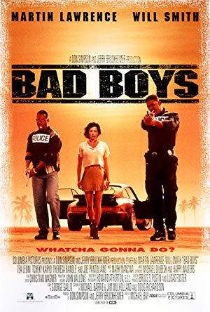 دانلود فیلم Bad Boys 1995 با دوبله فارسی