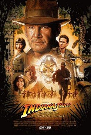 دانلود فیلم Indiana Jones and the Kingdom of the Crystal Skull 2008 با دوبله فارسی