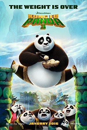دانلود انیمیشن Kung Fu Panda 3 2016 با دوبله فارسی