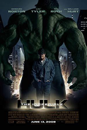 دانلود فیلم The Incredible Hulk 2008 با دوبله فارسی