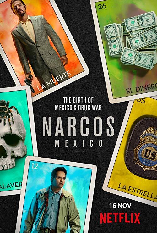 دانلود سریال Narcos: Mexico با دوبله فارسی
