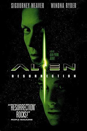 دانلود فیلم Alien: Resurrection 1997 با دوبله فارسی