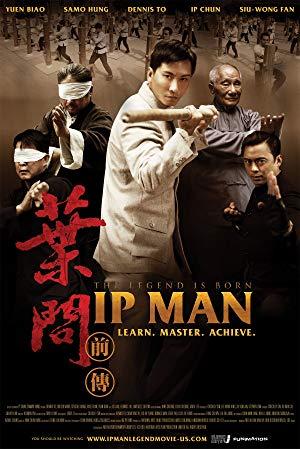 دانلود فیلم The Legend Is Born: Ip Man 2010 با دوبله فارسی