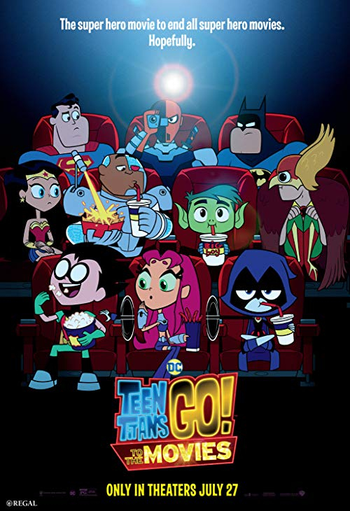 دانلود انیمیشن Teen Titans Go! To the Movies 2018 با دوبله فارسی