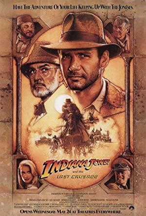 دانلود فیلم Indiana Jones and the Last Crusade 1989 با دوبله فارسی