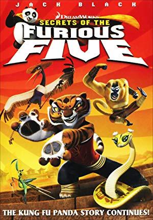 دانلود انیمیشن Kung Fu Panda: Secrets of the Furious Five 2008 با دوبله فارسی