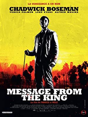 دانلود فیلم Message from the King 2016 با دوبله فارسی