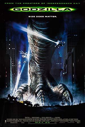دانلود فیلم Godzilla 1998 با دوبله فارسی
