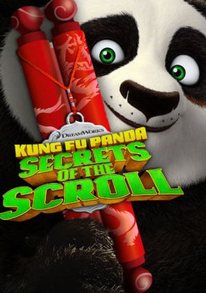 دانلود انیمیشن Kung Fu Panda: Secrets of the Scroll 2016