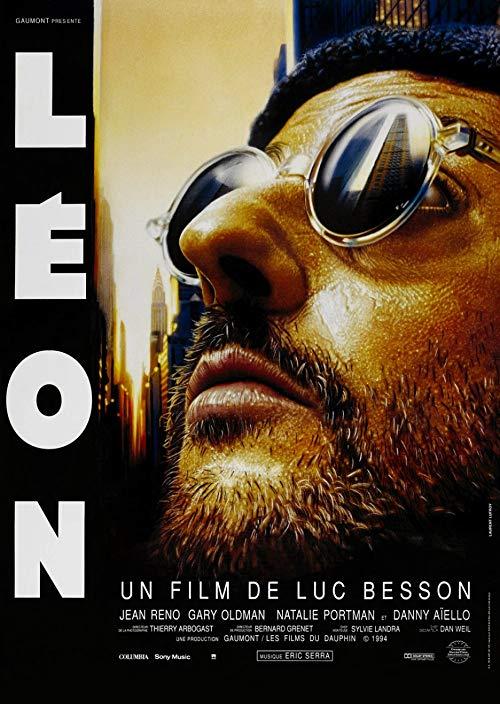 دانلود فیلم Leon: The Professional 1994 با دوبله فارسی