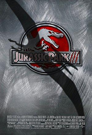 دانلود فیلمJurassic Park III 2001 با دوبله فارسی