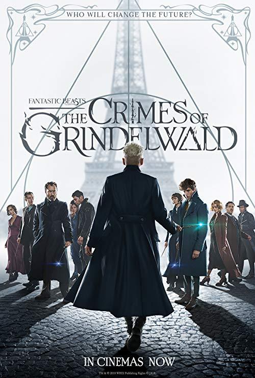 دانلود فیلم Fantastic Beasts: The Crimes of Grindelwald 2018 با دوبله فارسی