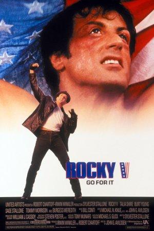 دانلود فیلم Rocky V 1990 با دوبله فارسی