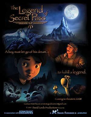 دانلود انیمیشن The Legend of Secret Pass 2019