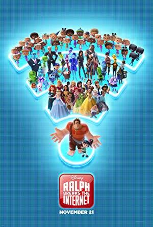 دانلود انیمیشن Ralph Breaks the Internet 2018 با دوبله فارسی
