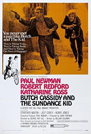 دانلود فیلم Butch Cassidy and the Sundance Kid 1969 با دوبله فارسی