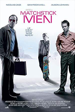 دانلود فیلم Matchstick Men 2003