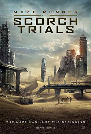 دانلود فیلم Maze Runner: The Scorch Trials 2015 با دوبله فارسی