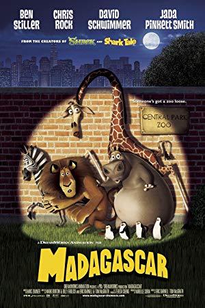 دانلود انیمیشن Madagascar 2005 با دوبله فارسی