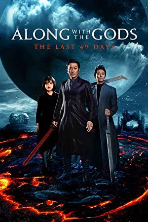 دانلود فیلم Along with the Gods The Last 49 Days 2018