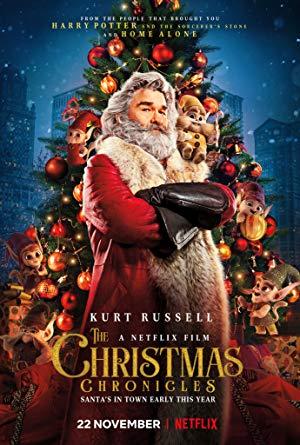 دانلود فیلمThe Christmas Chronicles 2018 با دوبله فارسی
